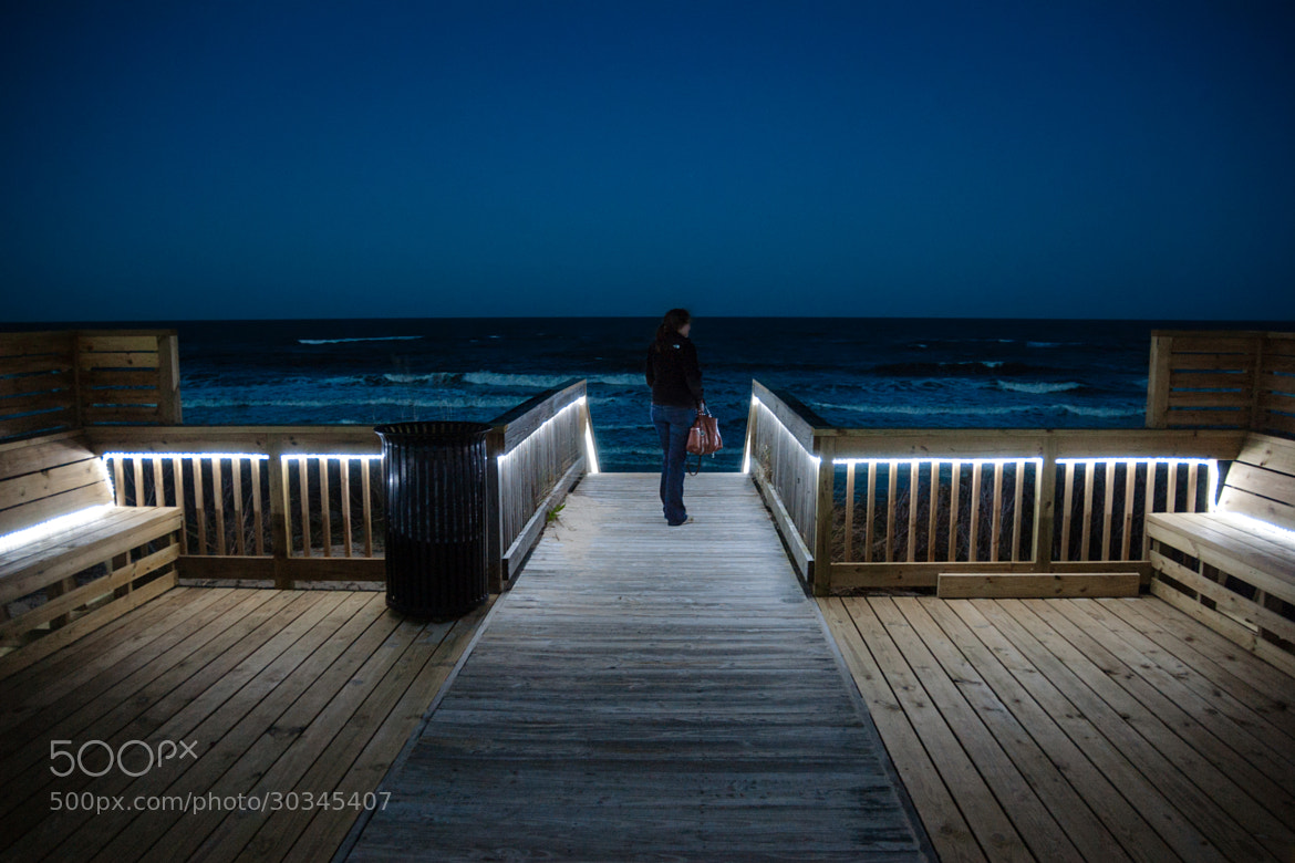 Photograph Ocean Lights (Corolla, North Carolina) by James Clear on 500px