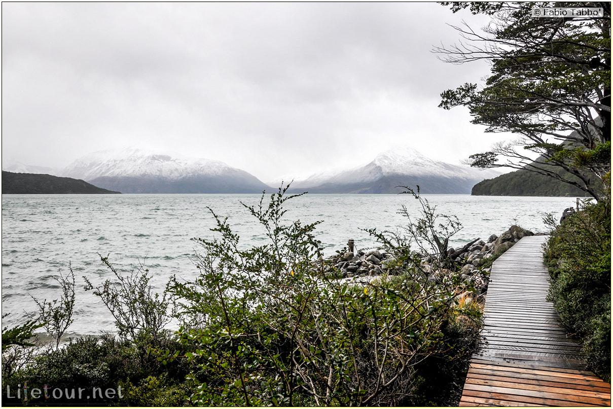Glacier Balmaceda - Park O' Higgin (Chile)