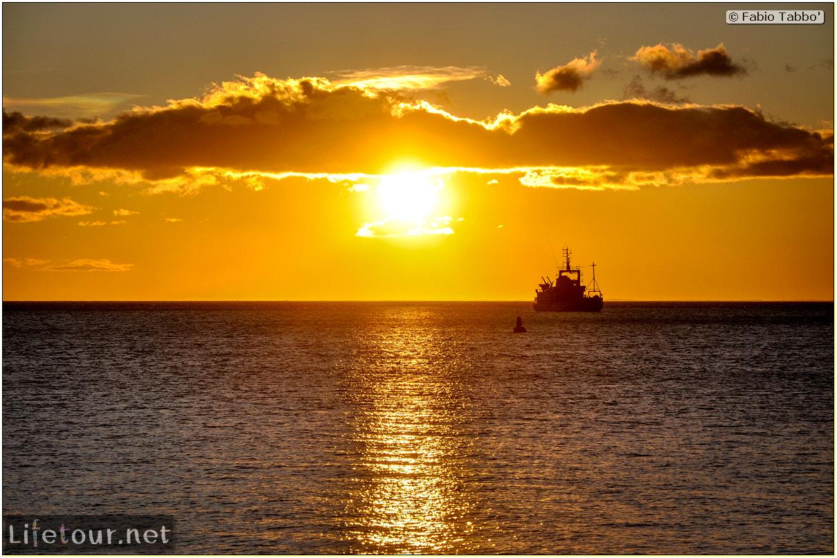 Crossing The Strait - Magellan Strait (Chile)