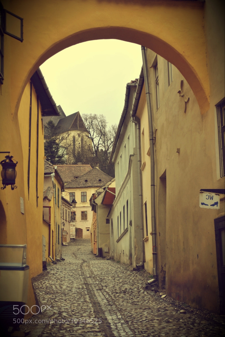 Photograph Sighisoara by Ioana San on 500px