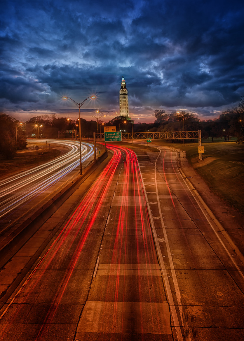 Photograph Louisiana State Capitol by Darrell Miller on 500px