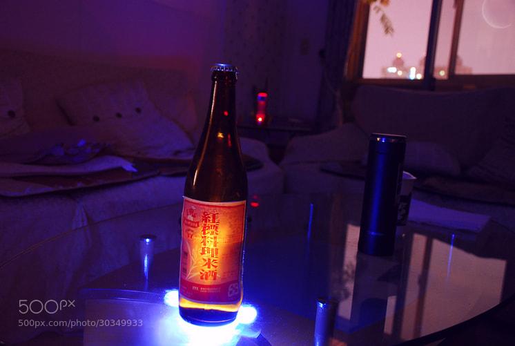 Photograph 紅標米酒TAIWAN  by cljb Y on 500px