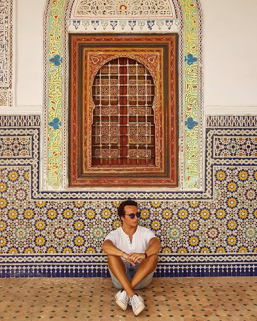 Woobii team land on Morocco