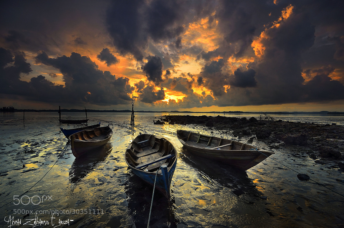Photograph ::. Extrim Clouds .:: by Ahmad Zulharmin Fariza on 500px