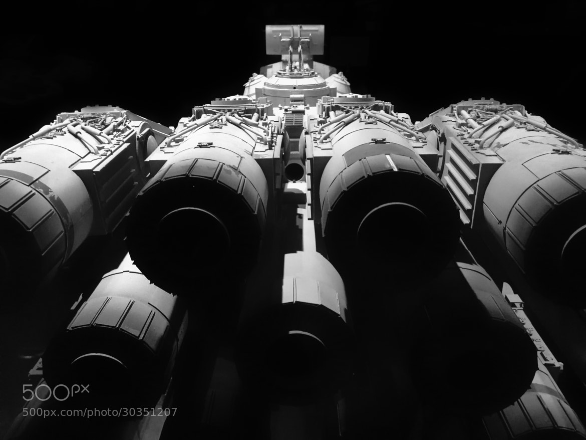 Photograph Blockade Runner by Jeff Douglas on 500px