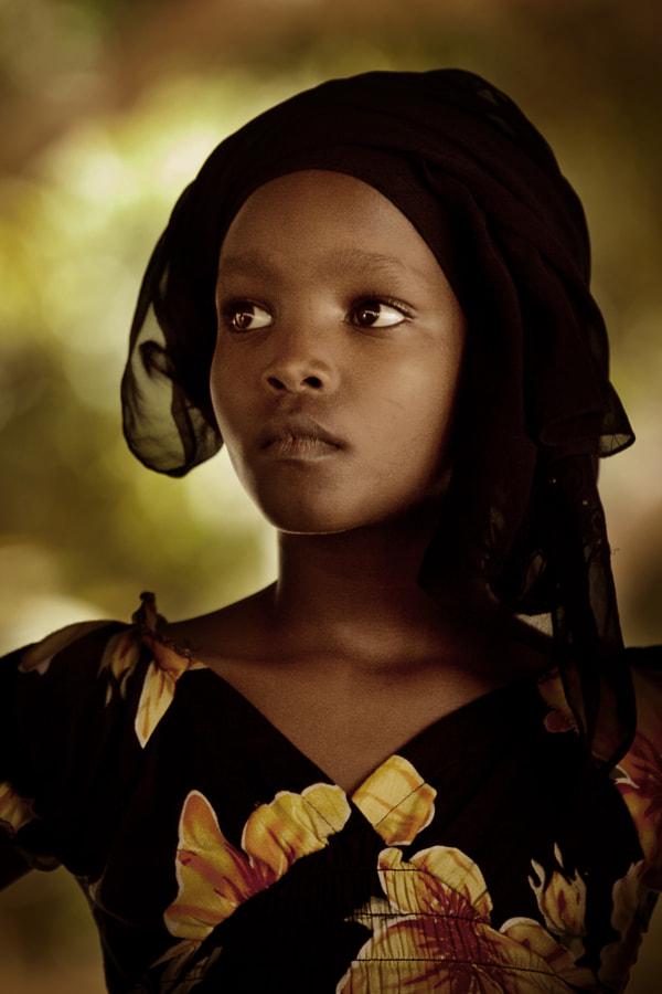 Lamu girl