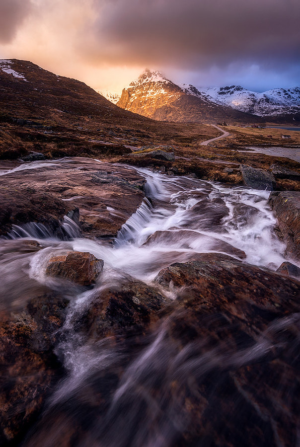 Last Light in Northern Norway by Daniel Fleischhacker - a No.1from shop.vanechow.com