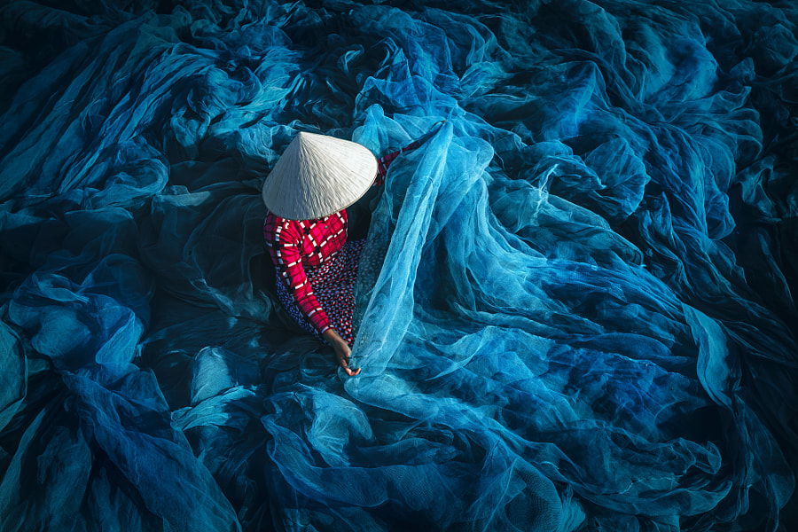 The fish net by Patrick  on 500px.com