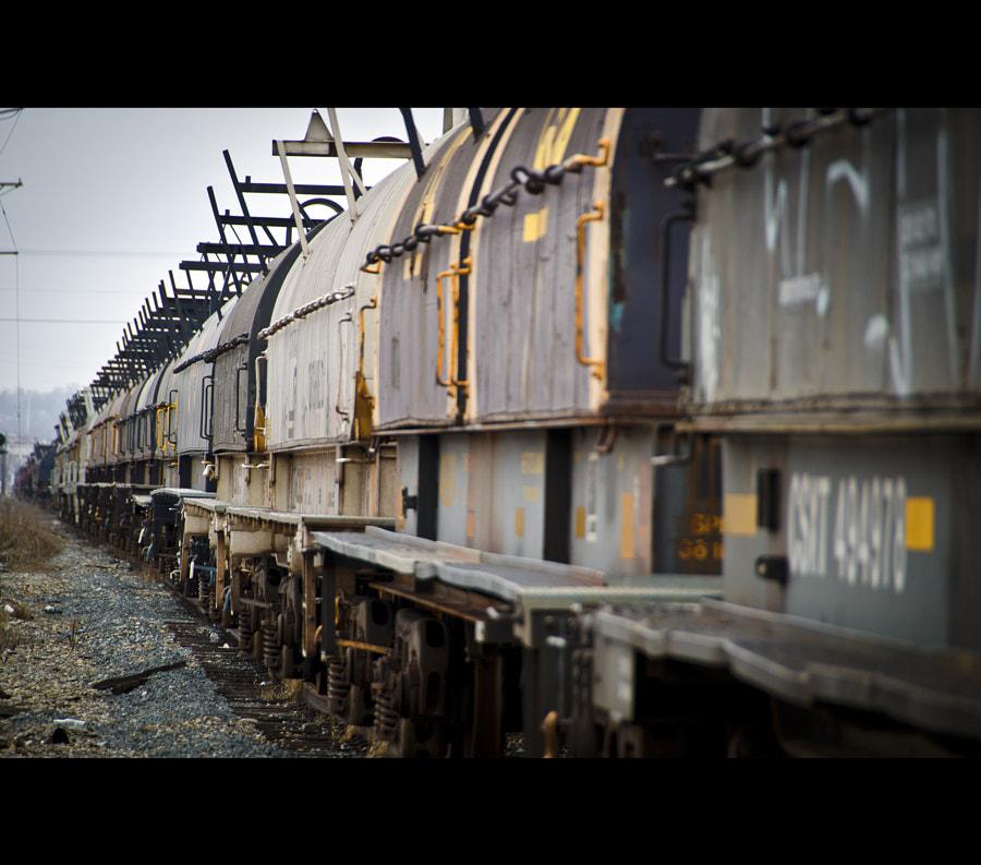 Coil train