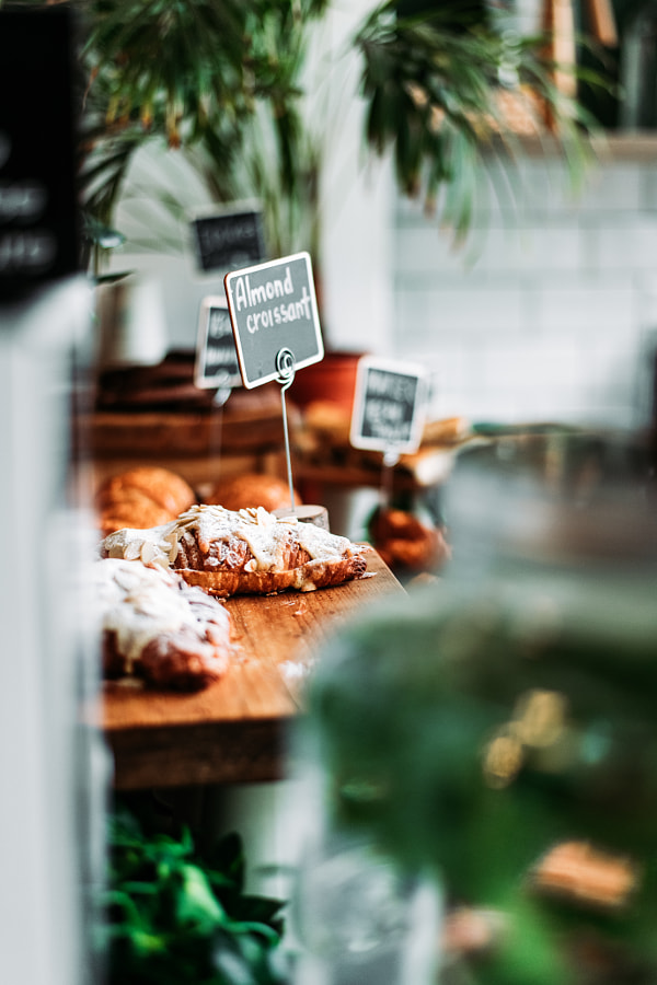 Nice selection of pastry by flyinghamstercreative on 500px.com