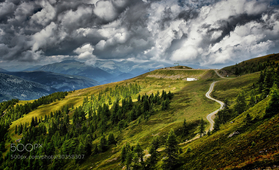 Photograph below clouds by Andy 58 on 500px