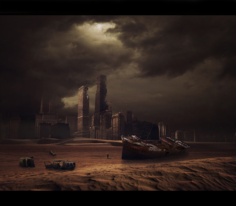 Photograph apocalyptic by can çağlar on 500px