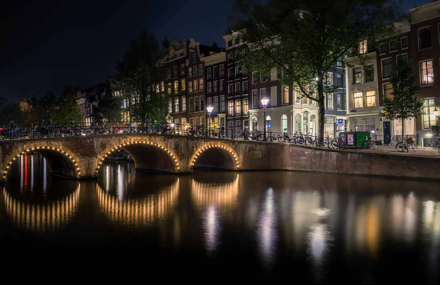 Keizersgracht, Amsterdam by Remo Scarfò on 500px.com