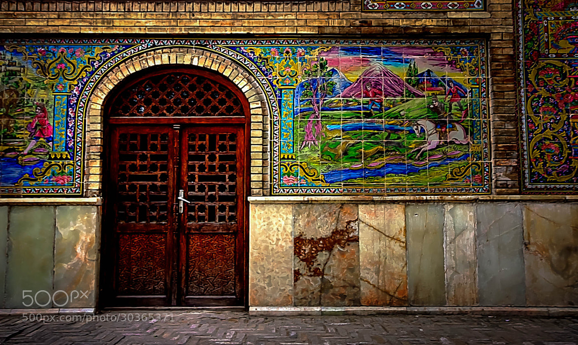 Photograph The Door and the TIles... by Ali KoRdZaDeh on 500px