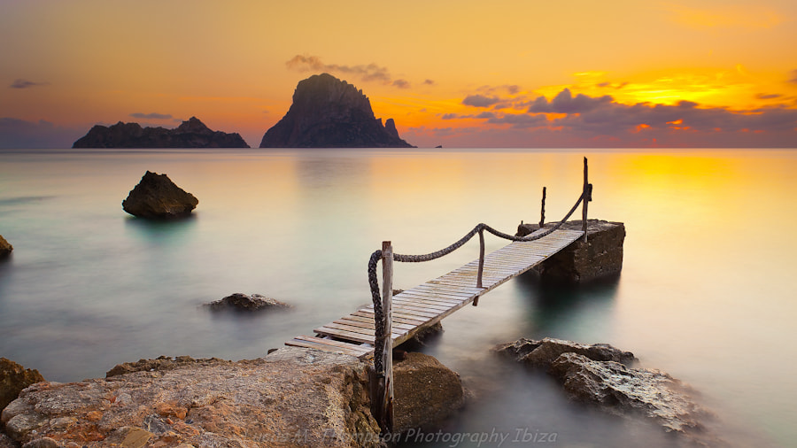 Photograph ibiza sunset series-2 by Lucas Mari Thompson on 500px