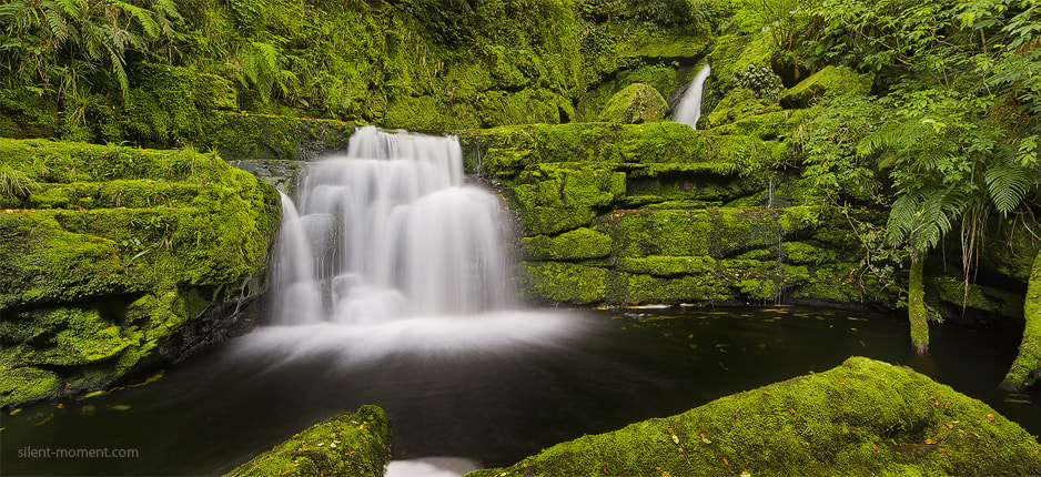 Photograph Green Gorge by Rainer Mirau on 500px