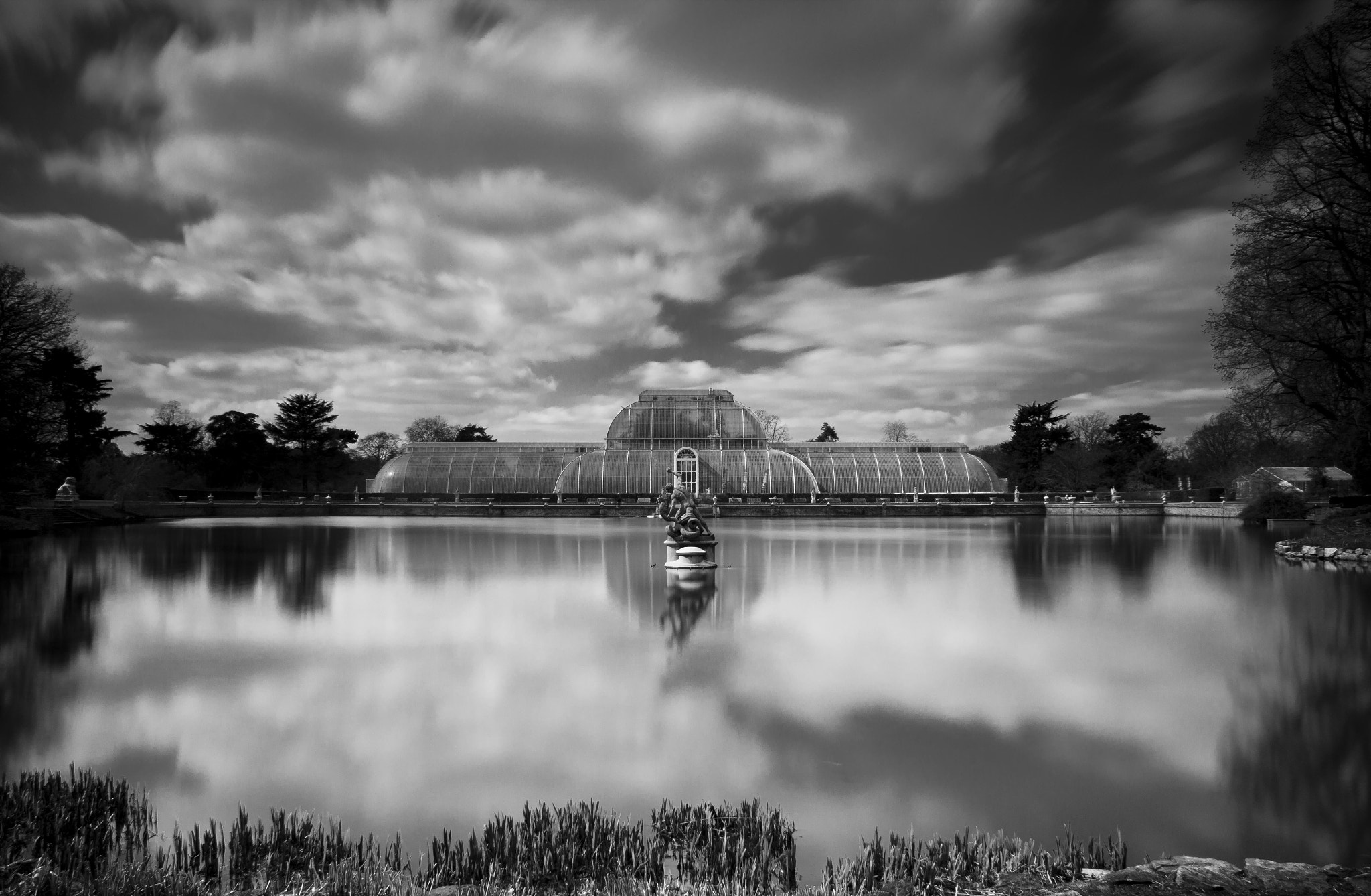 Photograph Kew Gardens Mono by Gail Sparks on 500px