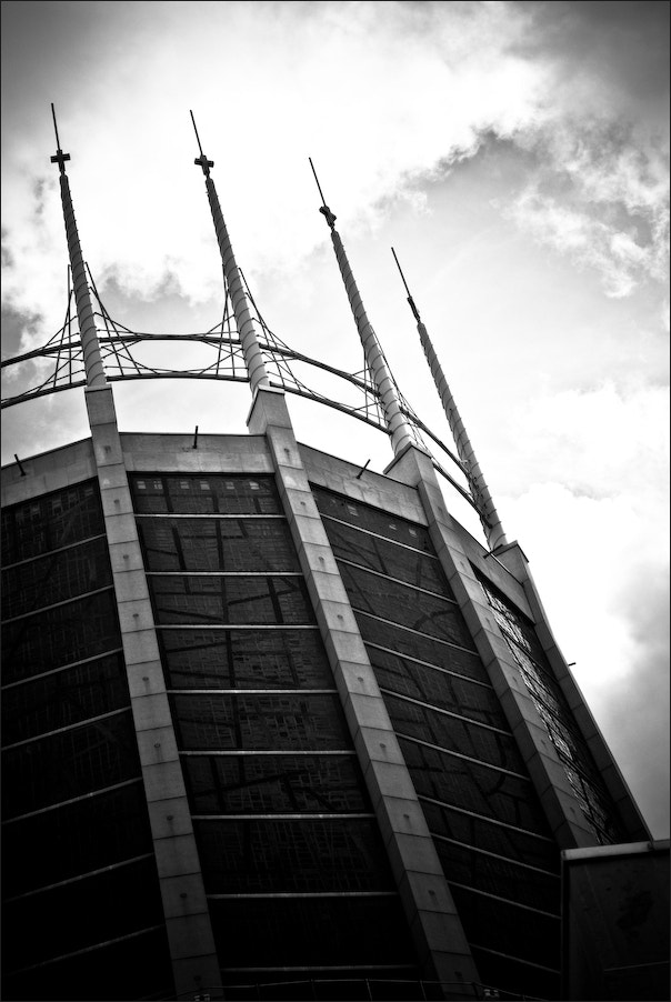 Photograph The Metropolitan Cathedral by Stephen Sanders on 500px