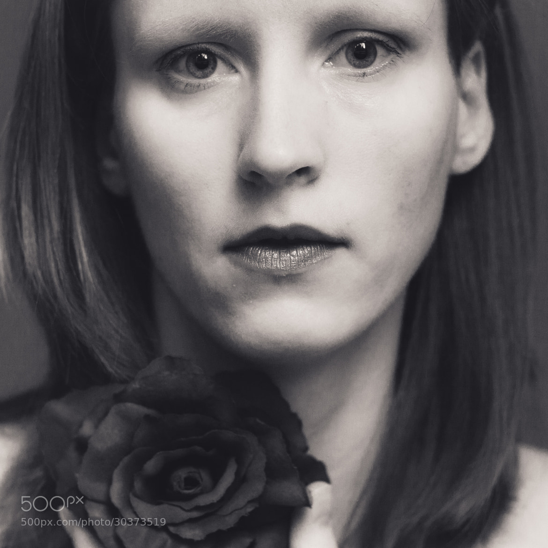 Photograph a self-portrait by Andrea Schunert on 500px