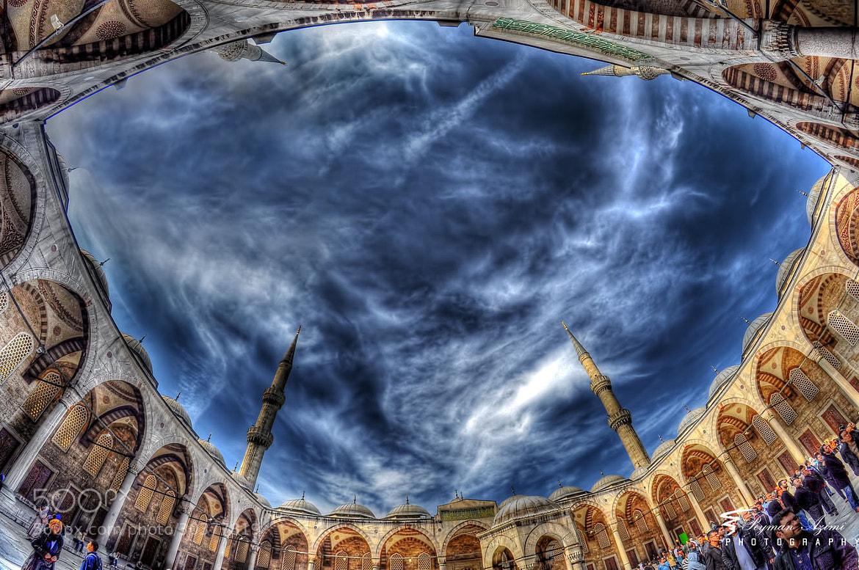 Mosque/ مسجد masjid /مساجد masājid/ Camii - Magazine cover