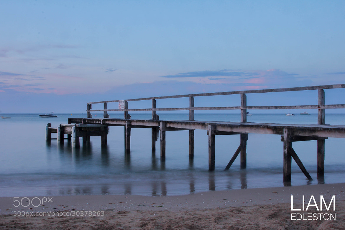 Photograph Shelley Pier Portsea by Liam Edleston on 500px