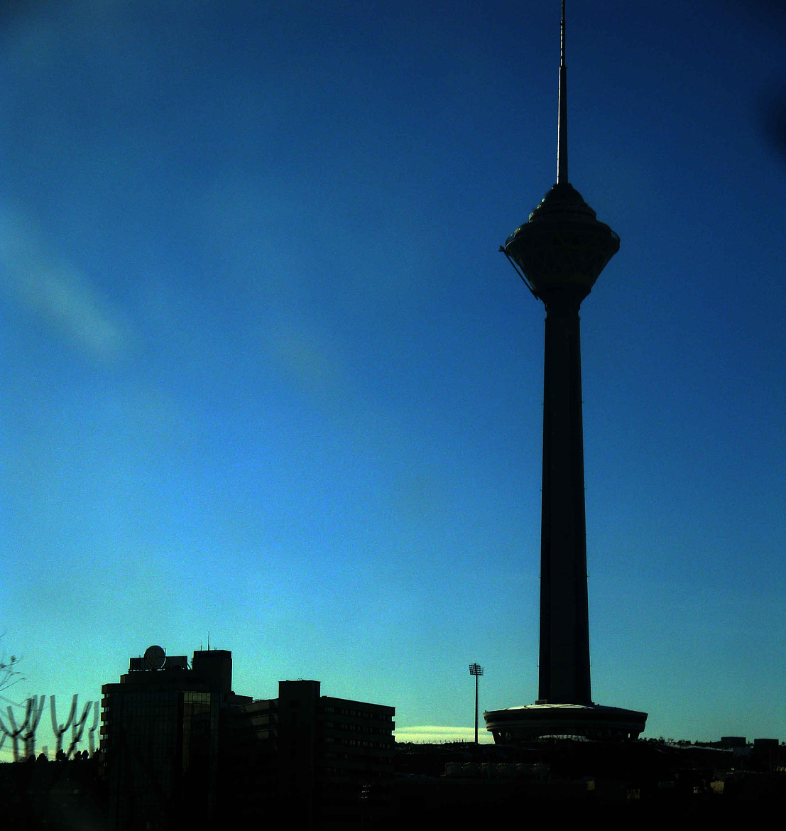 Photograph Milad Tower in Tehran  by pedram Hosseini on 500px