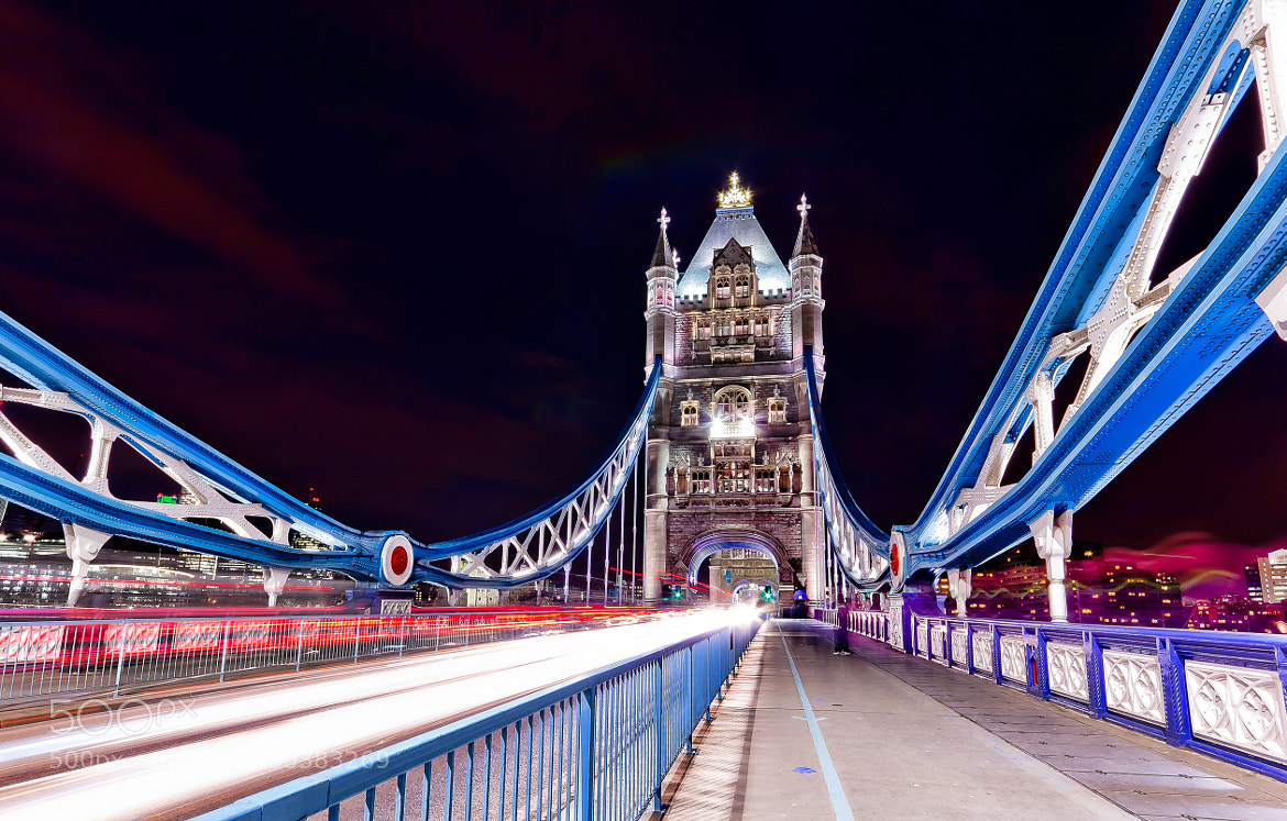 Photograph Tower Bridge # 2 by Tony Jones on 500px