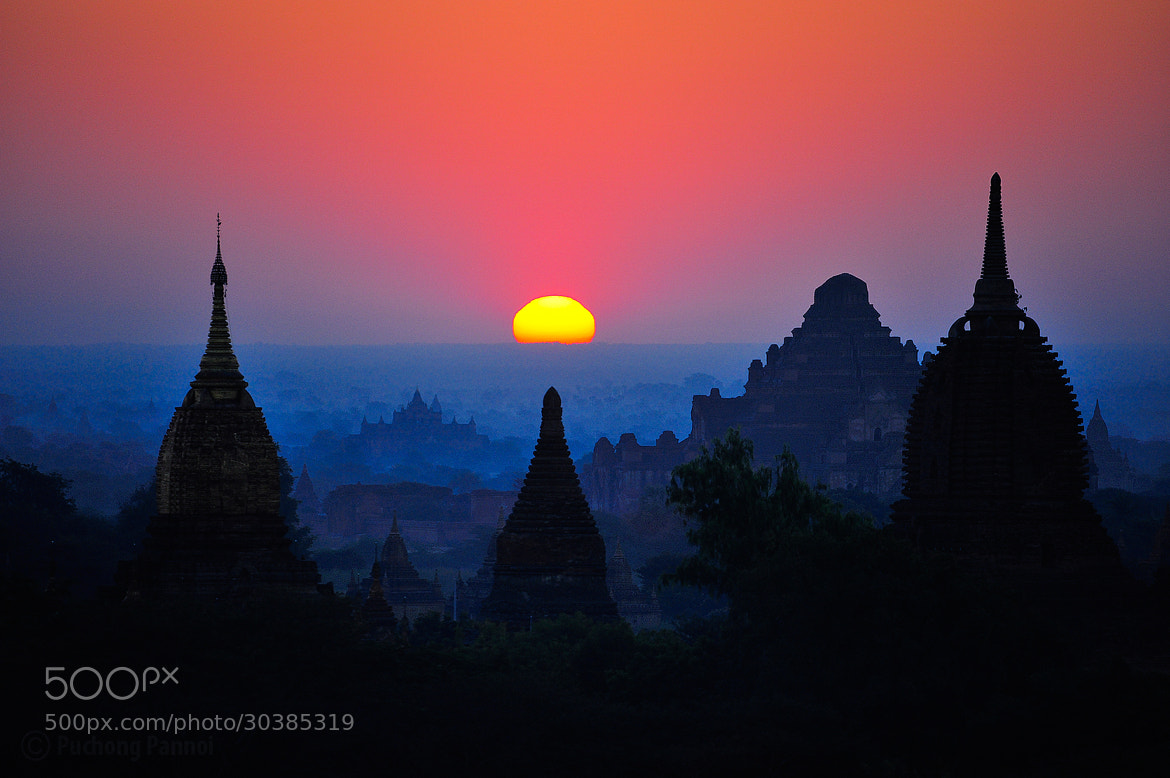 Photograph Good morning Bagan.. by Puchong Pannoi on 500px