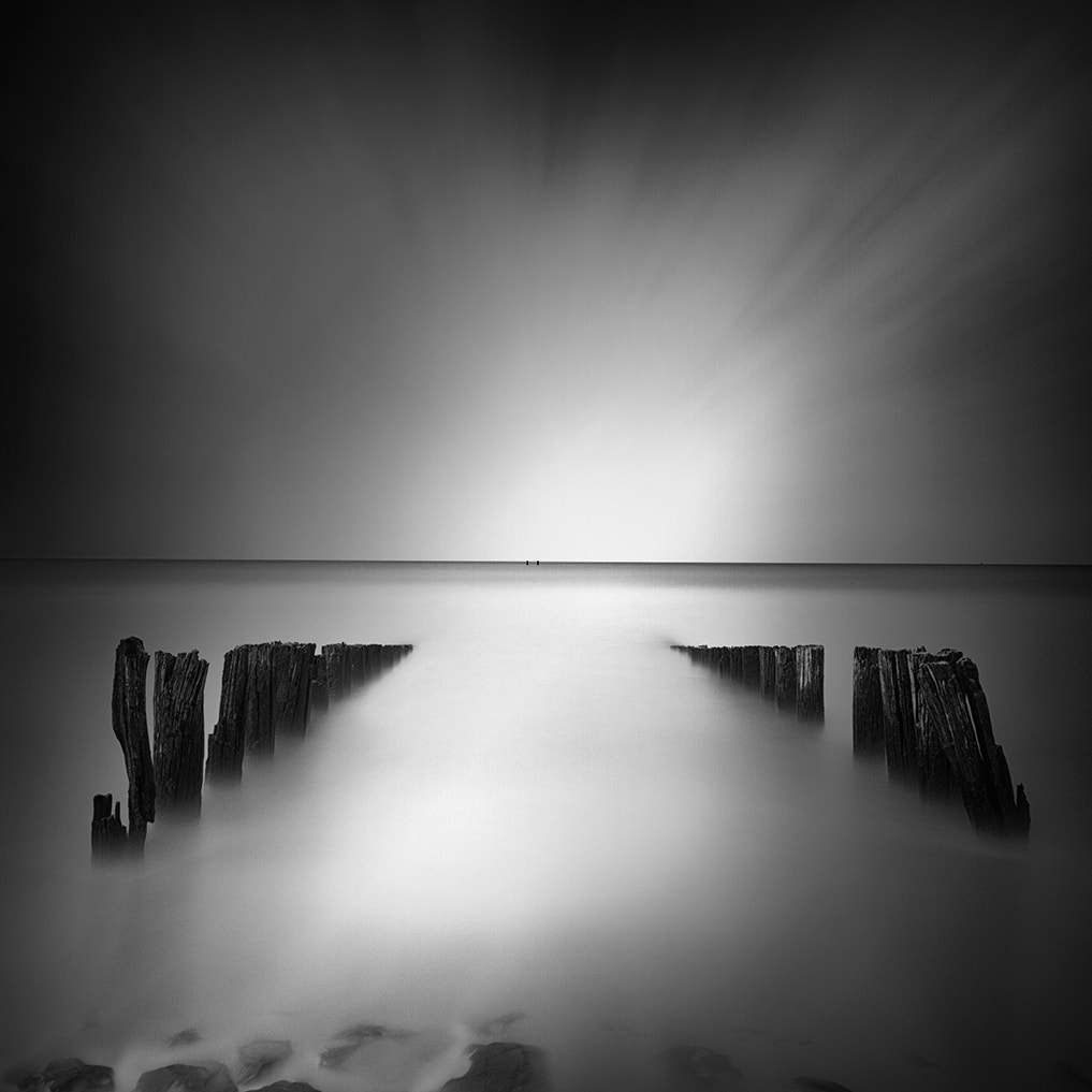 Photograph Groynes Zeeland II by Kees Smans on 500px