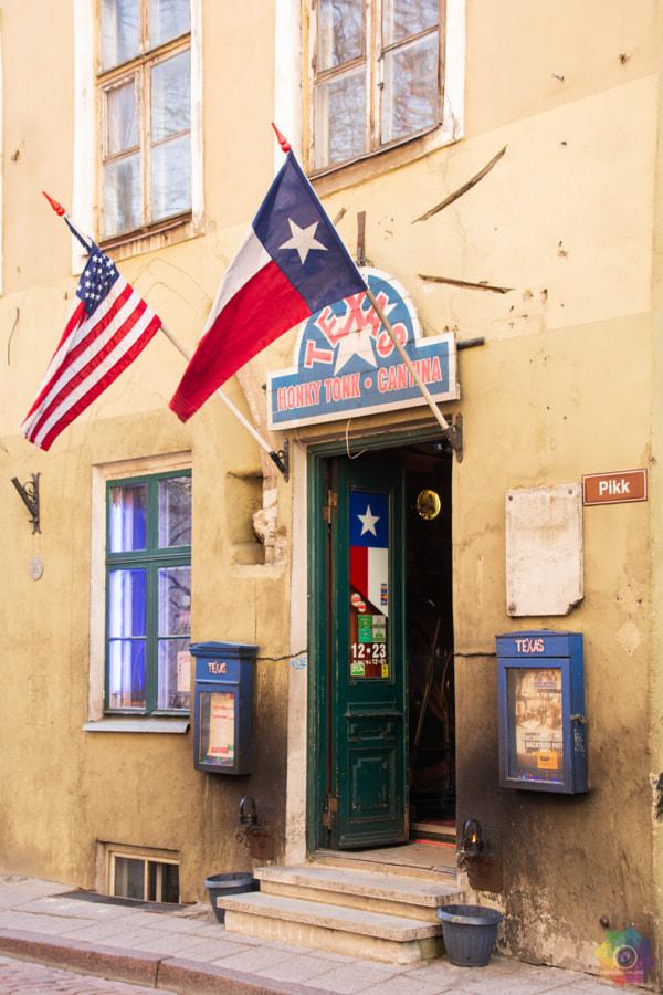 Texas Honky Tonk & Cantina by Fabrizio Fumagalli on 500px.com