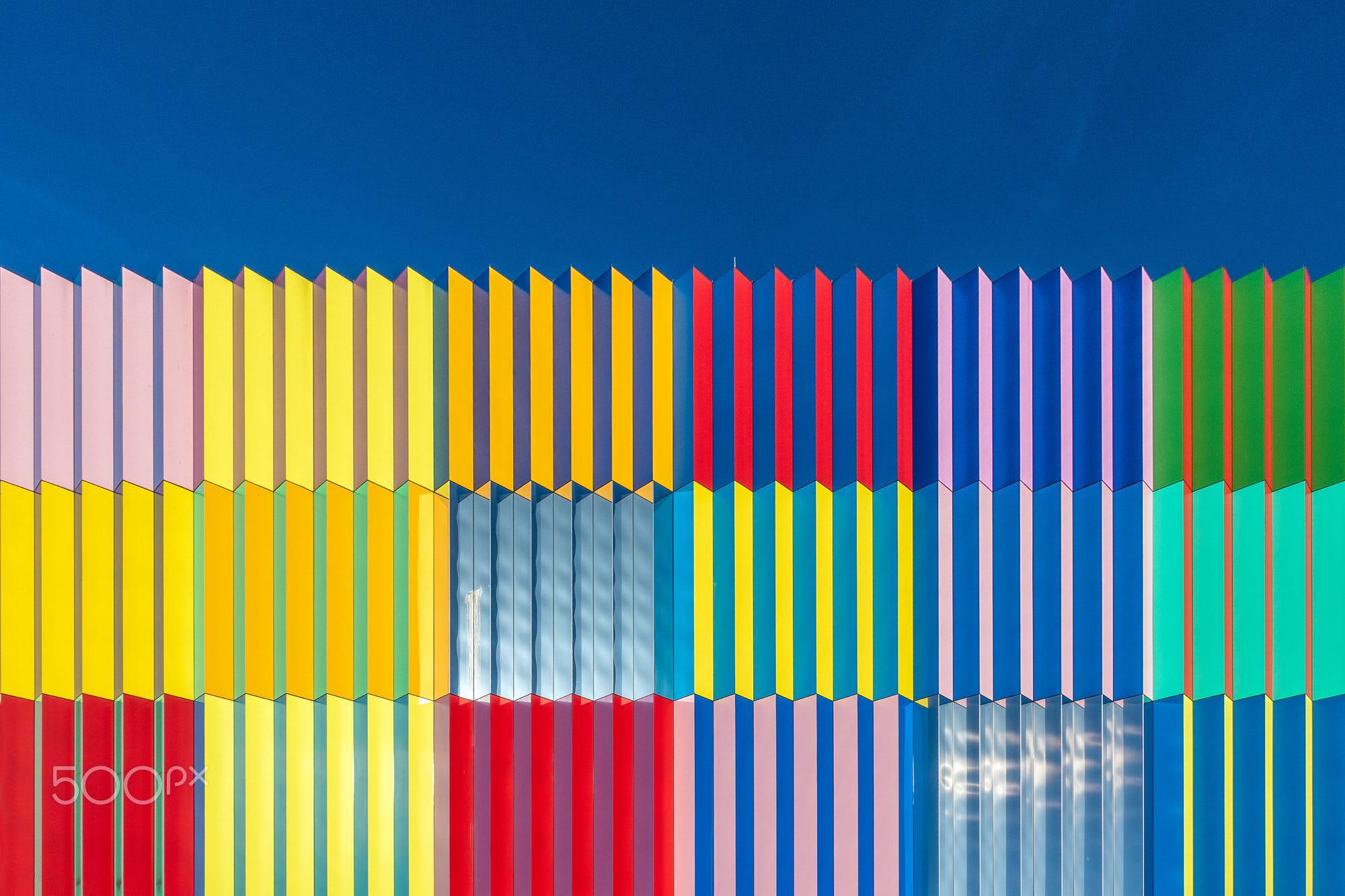Colour Waves #5