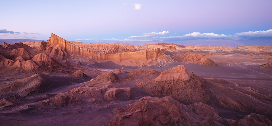 Photograph Valle de la Luna by Oleg Ershov on 500px