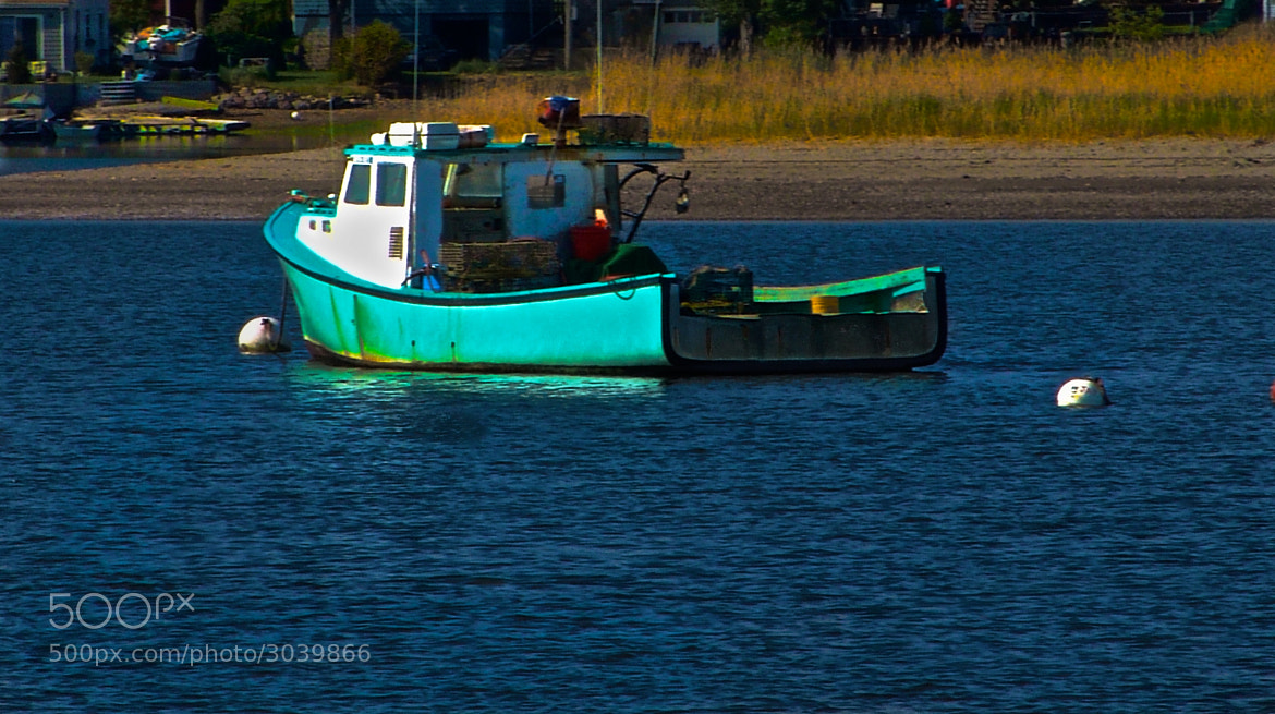 Photograph Lobster boat. by Buddy 343 on 500px
