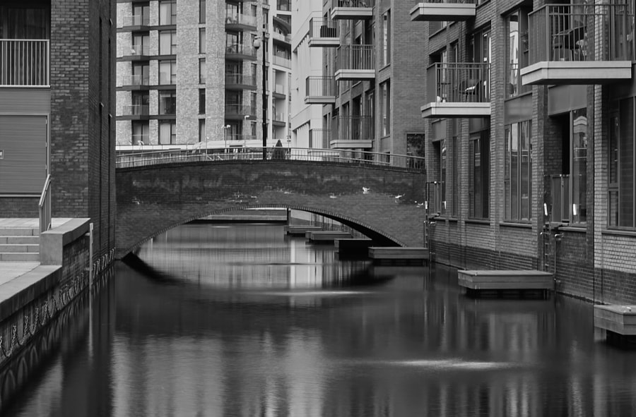 Reflections in Mono by David Robinson on 500px.com