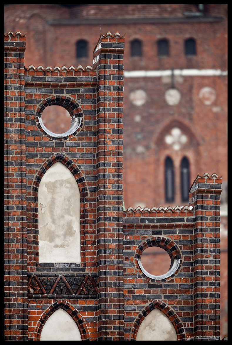 Photograph Holstentor Luebeck / Germany by Martin Schroeder on 500px