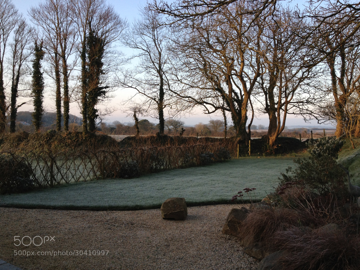 Photograph A Cold and Frosty Morning by Tim Cross on 500px
