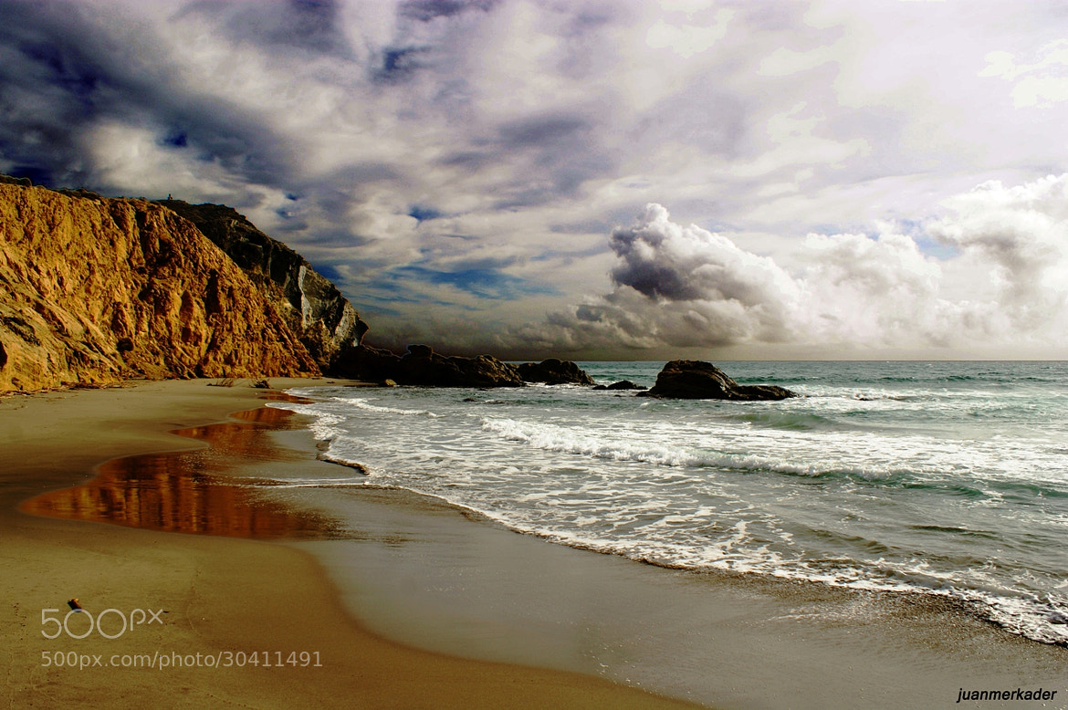 Photograph Cala Los Amarillos by juan merkader on 500px