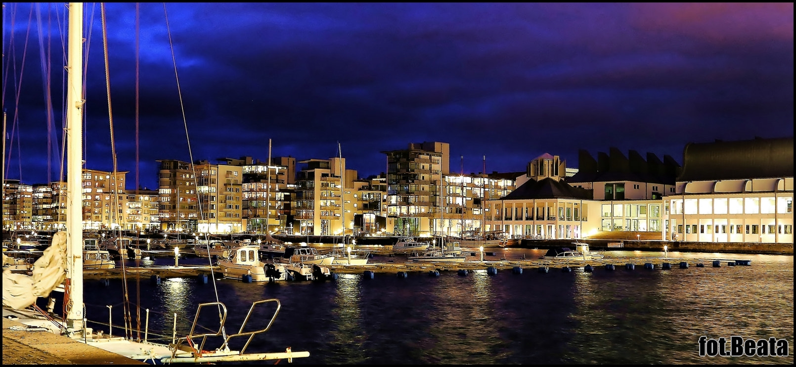 Photograph Helsingborg by Beata Ploch-Fristedt on 500px