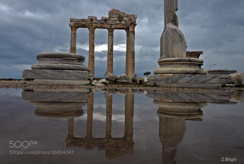 Photograph The ancient city.....Side     (Manavgat/Turkey)                  by Zeki Bilgin on 500px