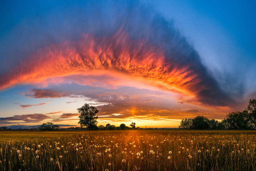 Ring of Fire by Michael Sauer on 500px.com