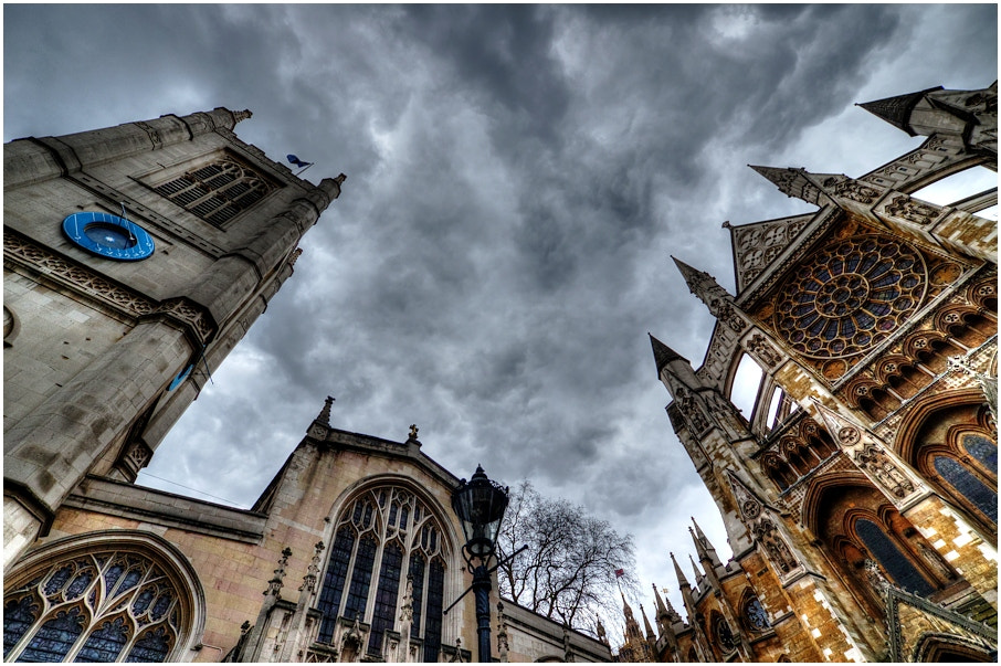 Photograph Westminster Abbey by Andreas Lanz on 500px