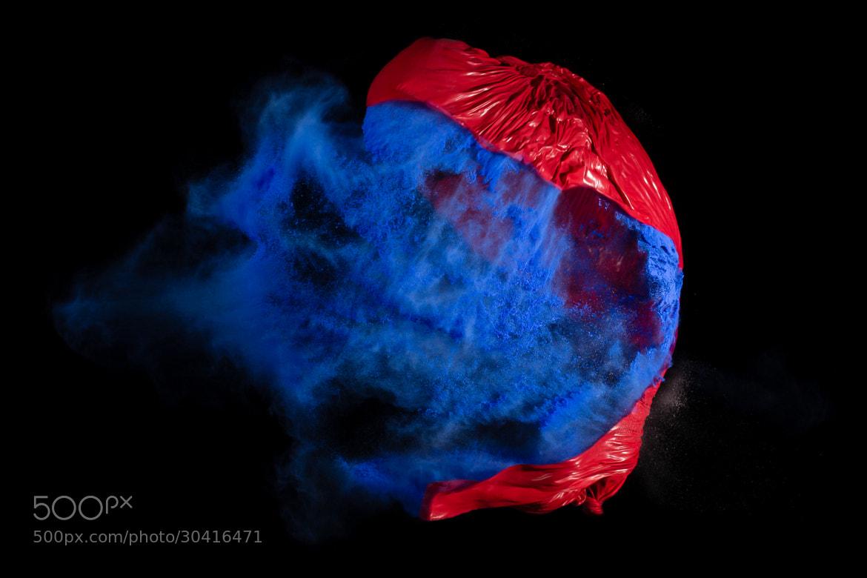 Photograph Balloon by Jan Eggen on 500px