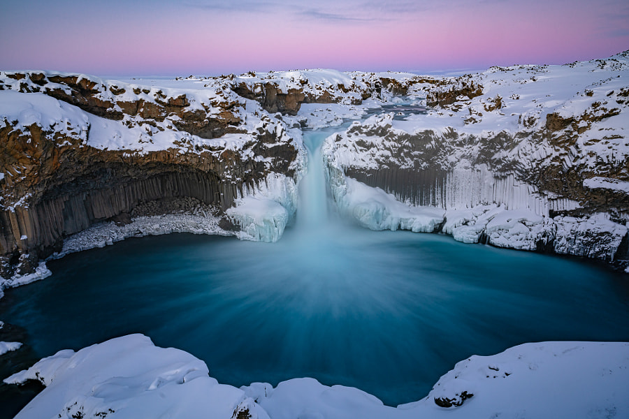 pink flow by Jens Klettenheimer - a No.1from shop.vanechow.com