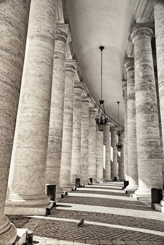 Photograph On the way to Saint Peter  by Cintia Soto on 500px