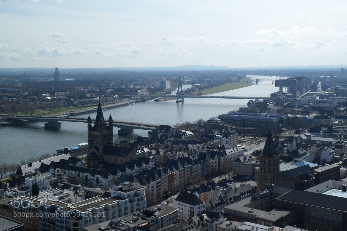 Photograph Der Rhein - Köln  by Wendi Zeng on 500px