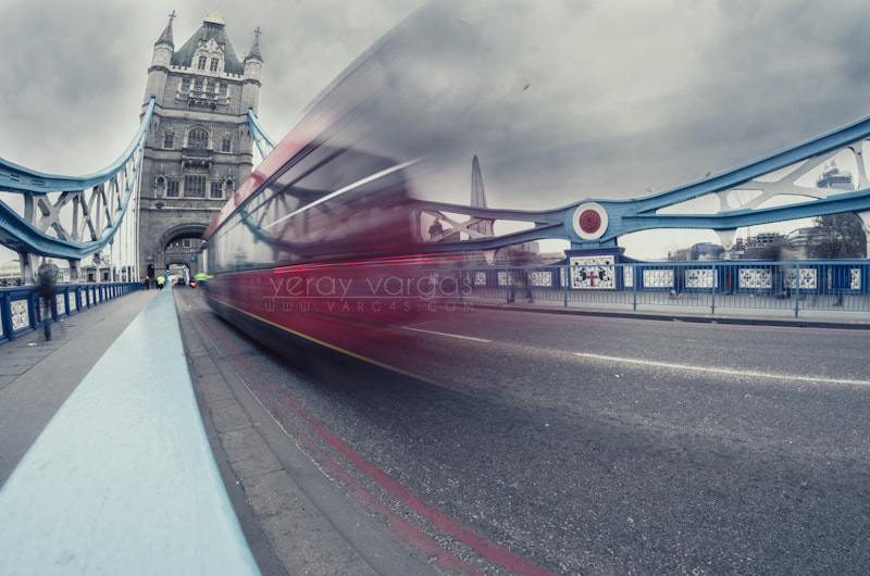 Photograph Tower Bridge by Yeray Vargas on 500px