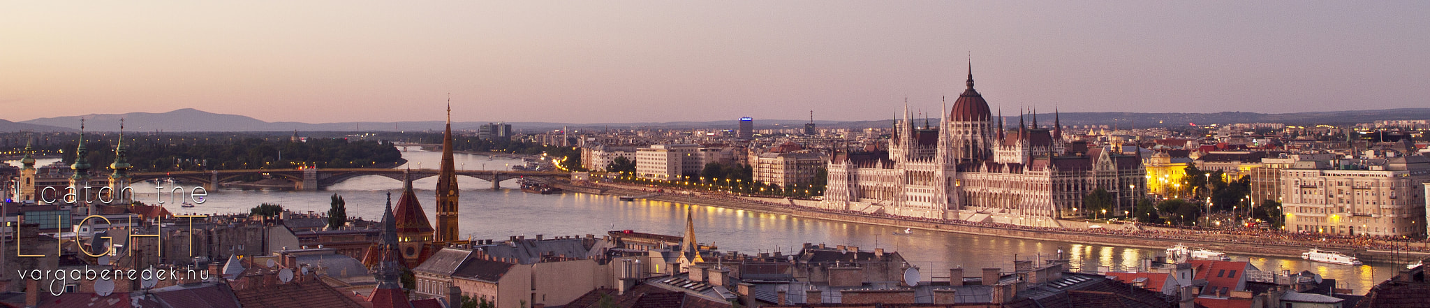 Photograph Budapest panorama by Benedek Varga on 500px