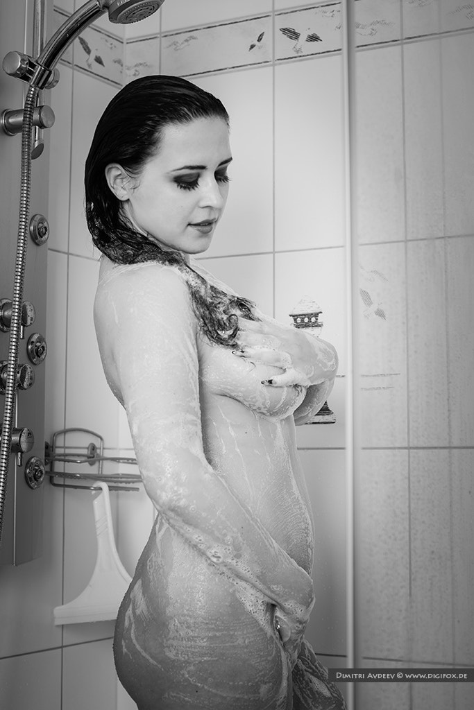 Photograph Shower-gel by Dimitri Avdeev on 500px