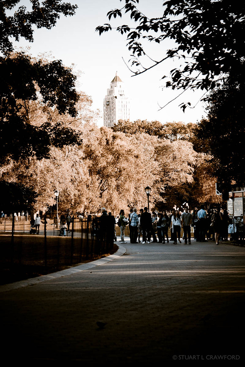 Photograph Central Park by Stuart Crawford on 500px