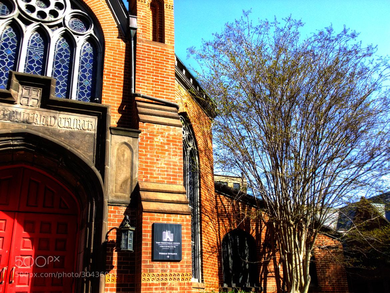 Photograph St. Pauls Catholic Church by mac dunlap on 500px